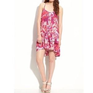 FREE PEOPLE • Floral Palm Sun Dress